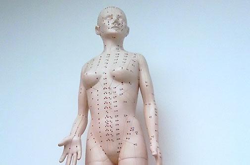 Altrincham Acupuncture - Using Acupoints
